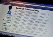 Страница сайта www.wikileaks.org