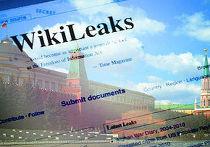 Кремль против  WikiLeaks