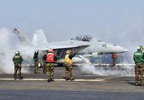 Совместные учения США и Южной Кореи в Желтом море