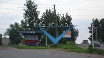 Въезд в город судиславль