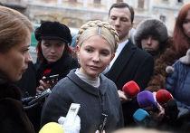 Очередной визит Тимошенко в прокуратуру