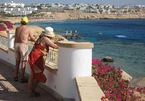 российские туристы отказываются уезжать из египта