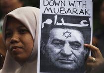 Израиль оказывает давление на США и Канаду, призывая к сдержанности в критике Мубарака