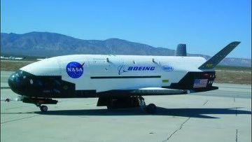 Американский автоматический космический корабль X-37B