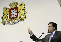 Саакашвили обвиняет Россию в похищении реформ у Грузии
