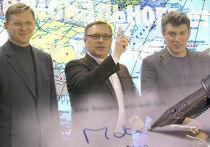 открытое письмо Западу от Касьянова, НЕмцова, Милова и Рыжкова