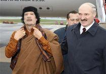 Дружба Лукашенко и Каддафи