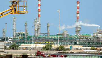 Добыча нефти в Триполи