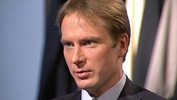 бывший координатор разведывательных служб Эстонии  Ээрик-Нийлес Кросс