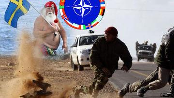ИноСМИ__Шведы в Ливии