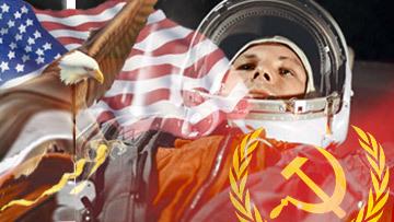 Полет Гагарина и холодная война