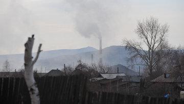 Карабаш один из самых грязных городов на планете