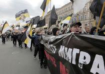 Первомайские демонстрации в Санкт-Петербурге