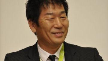 генеральный секретарь ЯГА Моринари Ватанабе (Morinari Watanabe)