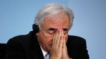 Глава МВФ Доминик Стросс-Кан