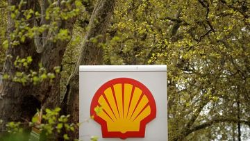 топливная компания Royal Dutch Shell Plc