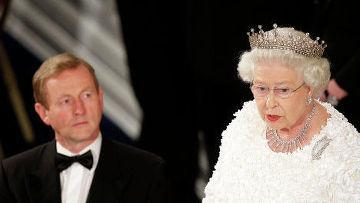 Исторический визит Елизаветы II в Ирландию