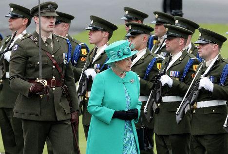 В ходе визита Елизавета II приняла участие в нескольких мероприятиях
