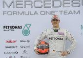 """Семикратный чемпион мира """"Формулы-1"""" Михаэль Шумахер"""