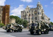 Азербайджан отпраздновал день своих вооруженных сил большим военным парадом в Баку