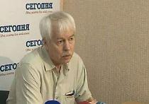 первый и единственный Президент Республики Крым Юрий Мешков