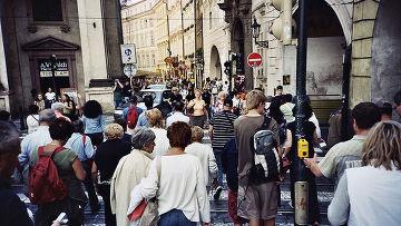«Королевский путь» в Праге