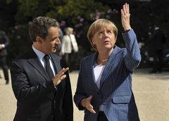 Встреча Саркози и Меркель: гора родила мышь