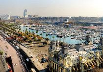 Столица Каталонии или прогулки по солнечной Барселоне