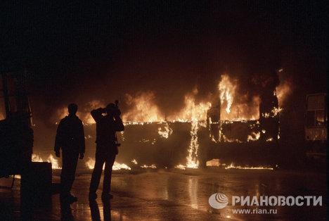 Август 1991: попытка государственного переворота