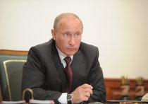 В.Путин провел видеоконференцию по дорожному строительству