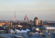Столица Латвии Рига
