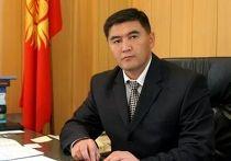 Министр по чрезвычайным ситуациям Камчибек Ташиев