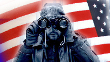 США и шпион