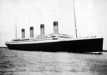 """""""Титаник"""" в Саутгемптоне"""