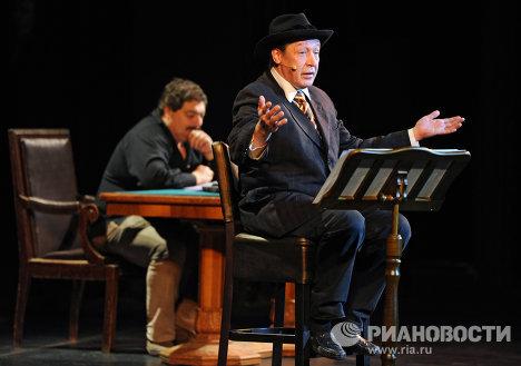 """Концерт проекта """"Гражданин поэт"""" в Театре Эстрады"""