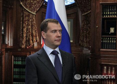 Д.Медведев сделал заявление по ПРО