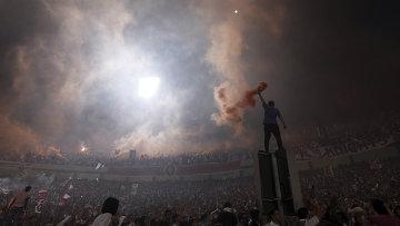 Лучшие фотографии агентства REUTERS за 2011 год