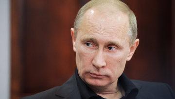 Рабочая поездка В.Путина в Северо-Западный ФО