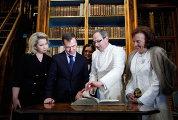 Официальный визит Д.Медведева в Чехию