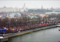 Болотная площадь: вид с московских крыш