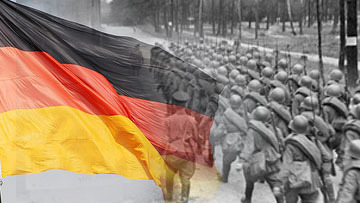 Война Германии
