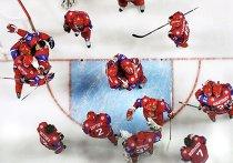 Сборная России по хоккею вышла в финал молодежного ЧМ-2010.