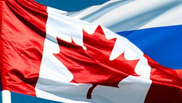 Россия и Канада