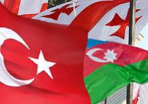 Турция, Грузия и Азербайджан