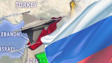 Самолеты для Сирии