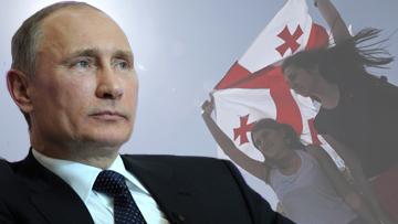 Владимир Путин и Грузия