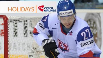 Holidays Czech Airlines и КХЛ