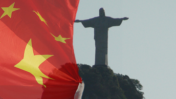 Бразилия и Китай