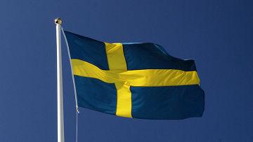 швеции фото флаг