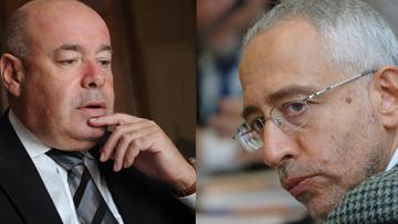 Михаил Швыдкой и Николай Сванидзе